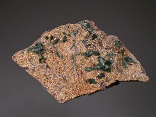 Gormanite, Siderite