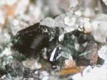 Kulanite, Quartz, FluorapatiteYukon Phosphates, Kulanite
