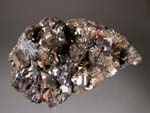 Boulangerite. Pyrite, SphaleriteMexico, Various Minerals and Localities
