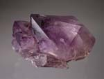 Quartz, var AmethystQuartz, var. Amethyst, Sanca Creek, Kootenay Lake, British Columbia