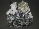 Stannite, Pyrite, Galena, QuartzRocks and Ores, Sulphide Ores, Various Localities