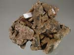 Orthoclase, FluorapatiteGrenville, Miller Property (Lost Mine), Eganville, Ontario