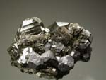 Pyrite, Galena, SphaleritePeru, Huanzala Mine, Galena, Sphalerite, Pyrite and others