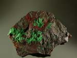Malachite, Cuprite, HematiteSecondary Minerals, Various Locations