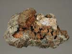 Copper, SilverCopper, Keweenaw Peninsula, Michigan, USA