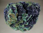 Azurite, MalachiteSecondary Minerals, Various Locations, Page Two