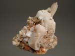 Fluorapophyllite, StilbiteZeolites, Bay of Fundy, Nova Scotia, Various