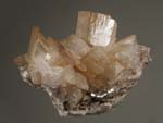HeulanditeZeolites, Bay of Fundy, Nova Scotia, Heulandite