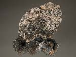 Pyrolusite, BaryteNova Scotia Iron and Manganese Minerals, Various Localities