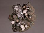 Heulandite, PyroxeneGrenville Minerals, Various Localities, Page Two