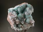 Smithsonite, Rosasite, CalciteArizona -79 Mine, Gila County