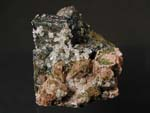 Augite, HeulanditeGrenville Minerals, Various Localities, Page Two
