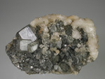 Fluorapatite, DolomiteTreasures, Odds and Sods, Various Localities