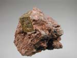 Goethite, ps PyriteGrenville Minerals, Various Localities