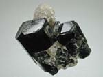 Schorl, QuartzTourmaline, Various Types and Localities