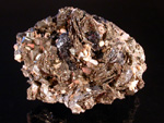Pyrite ps. after PyrrhotiteMexico, Various Minerals and Localities