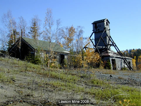 Mines of the Cobalt-Gowganda Area