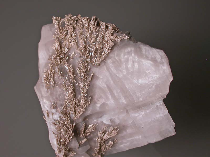 Silver in Calcite