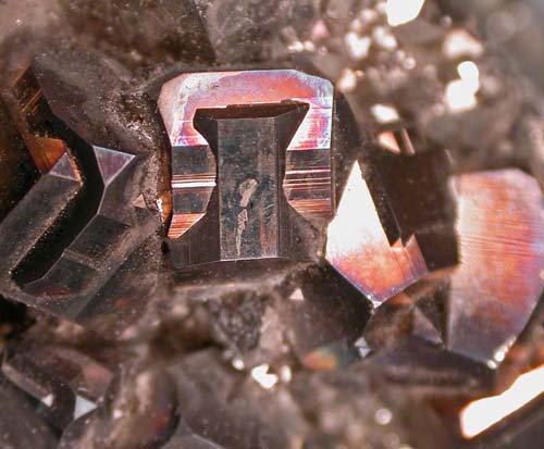 Pyrite (Iron Cross Twin)