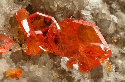 Wulfenite, RCM 2
