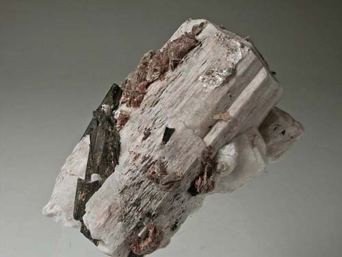 Natrolite ps Cancrinite MSH