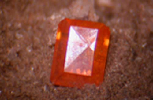 Wulfenite, RCM
