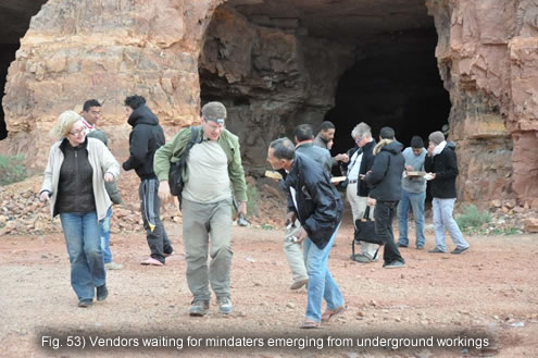 Mineral Collecting in Morocco