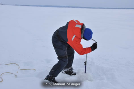 Seasonal Mineralization as Aid to Sport Fishing