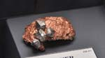 Silver, Copper, Wolverine Mine, 6.0cm acrossRecent Activities -Keweenaw Week, Page Two