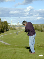 Golf Amongst the MinesRecent Activities -July, 2005 and March and May, 2006 Trips to Red Lake, Page Two