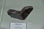 Zircon, Smart Mine, Brudenell Twp, Ontario, 6.0cm acrossRecent Activities -Keweenaw Week, Page Two